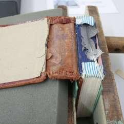 A beloved notebook conservation/restoration treatment repair.