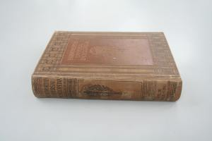 Harmsworth Encyclopaedia book conservation/restoration project