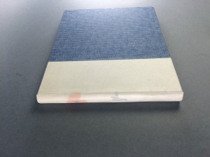 Image of Bookbinding - Wedding Album Spine